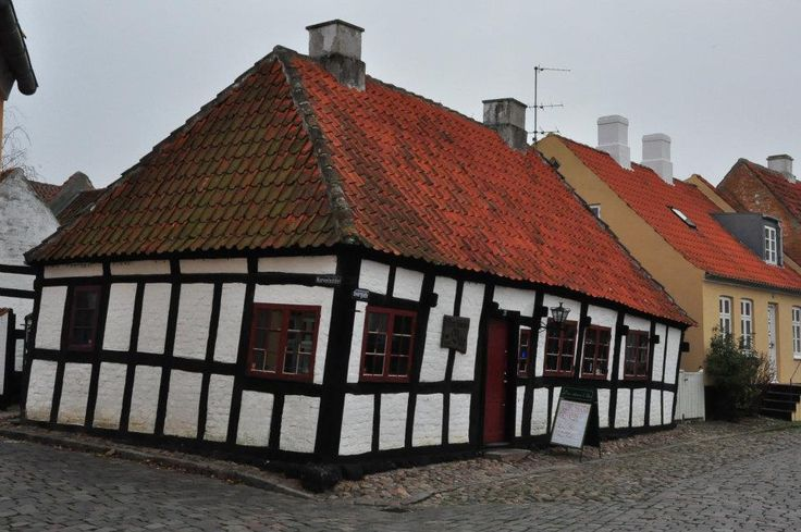 Ebeltoft is small village in the north near Aarhus, second biggest town of Denmark. You can curiously check out the old crocked houses which seem to fall any minute like the tower in Italian Pisa. There is also old viking ship with museum where you can buy a ticket for around euro.