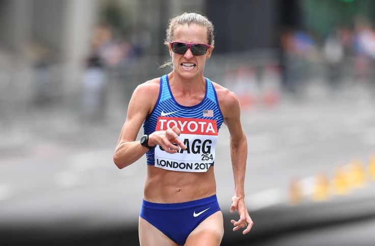 Amy Cragg Grabs Bronze for USA, Twitter Erupts with Happiness In a showdown for third, the Olympic marathoner shows extraordinary tenacity and earns a medal for America