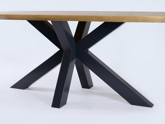 Table Base Pedestal Dining Table Base Metal Table Base Powder