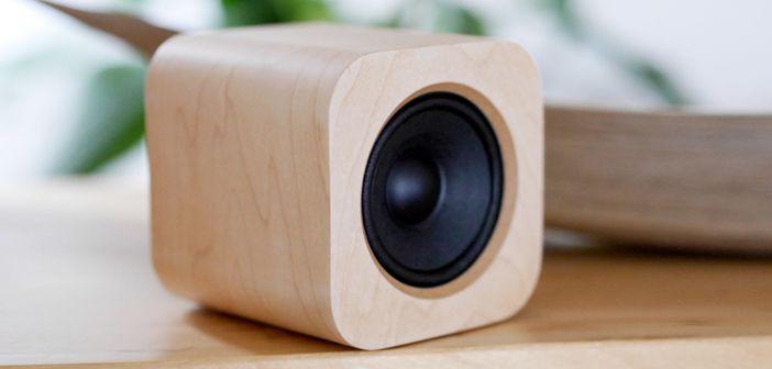 Sugr Cube im Test: Eleganter WLAN-Lautsprecher mit Akku