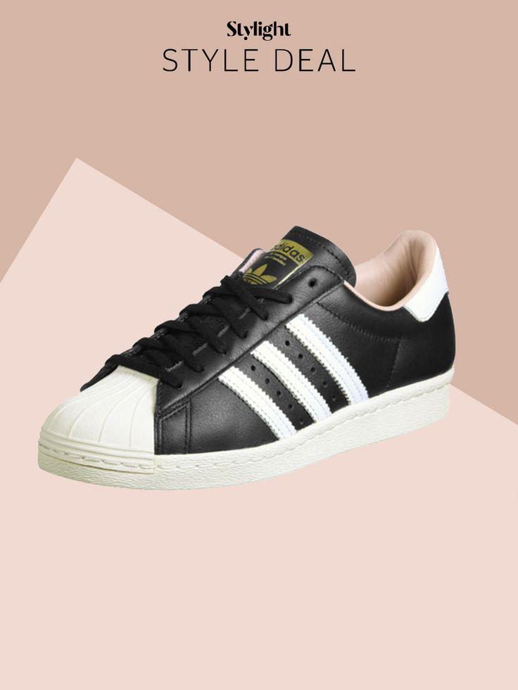 Adidas Superstar in saldo? Con lo Stylight Style Deal arricchite il vostro guardaroba con le tendenze moda del momento a prezzi super speciali!