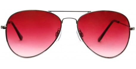 Buy red #aviator #sunglasses in just $79 only.