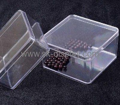 Clear acrylic storage box with lid DBS-037