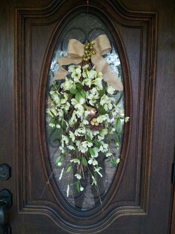 Spring Dogwood Spray I Created By Quot Shopping My House Quot To