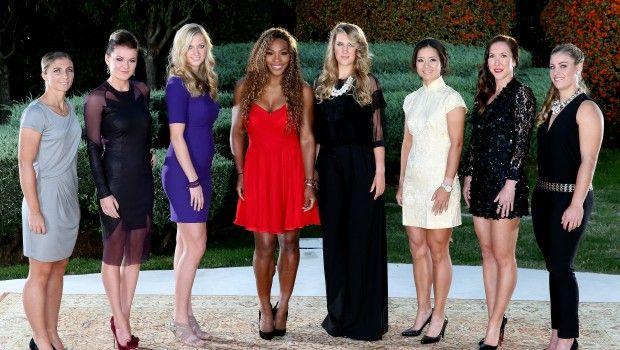 Latest WTA Rankings Serena Williams