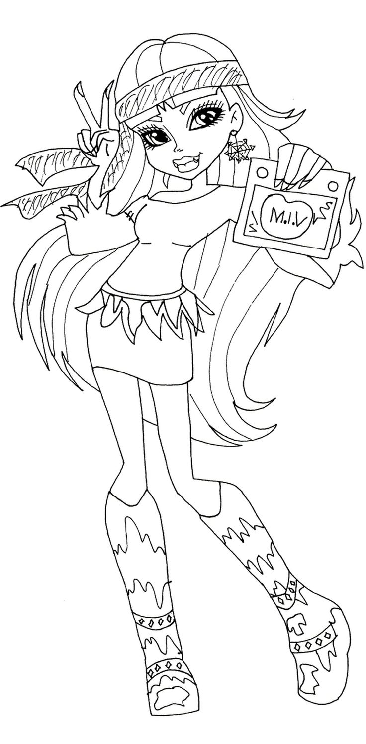 abbey bominable coloring pages - photo#42