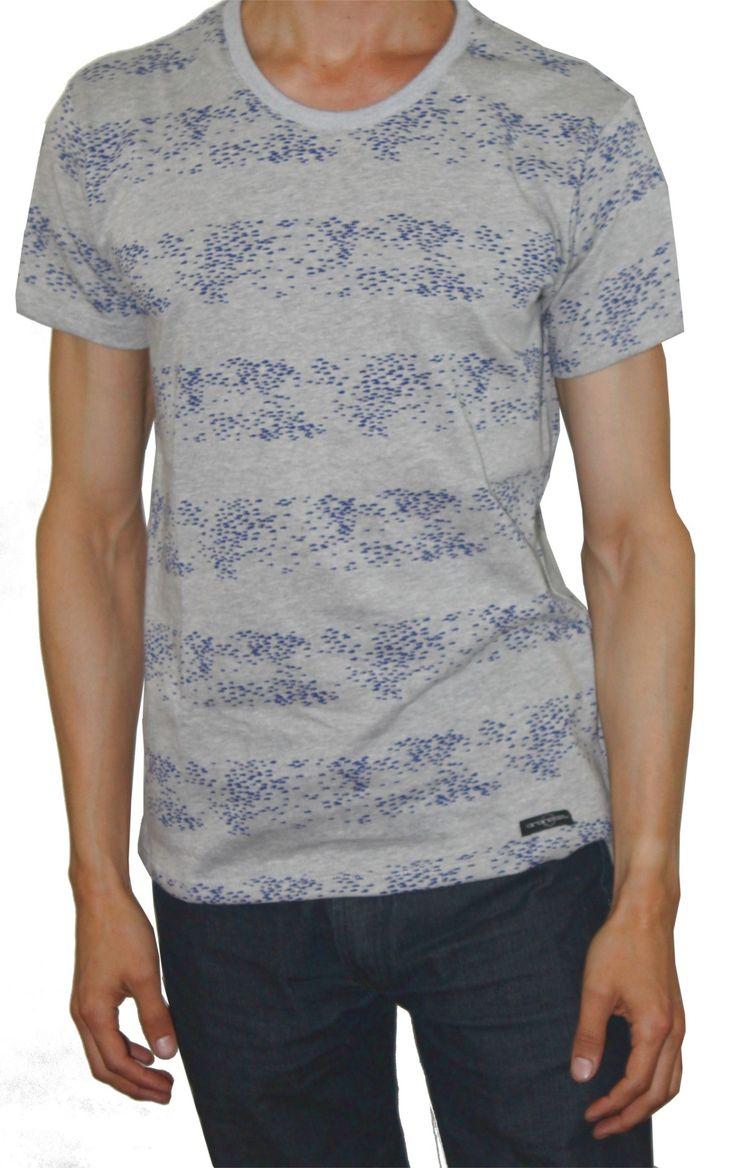Camiseta Aquiarium Estampado Peces