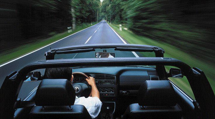 Ülkemize Gelmemiş Bir Model VW Golf 4 Cabrio