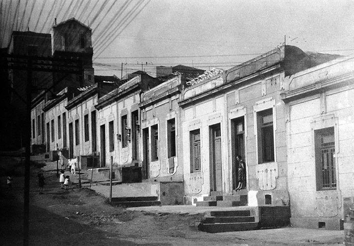 22 de fevereiro de 1938 - Rua Cardeal Arco Verde no bairro de Pinheiros.