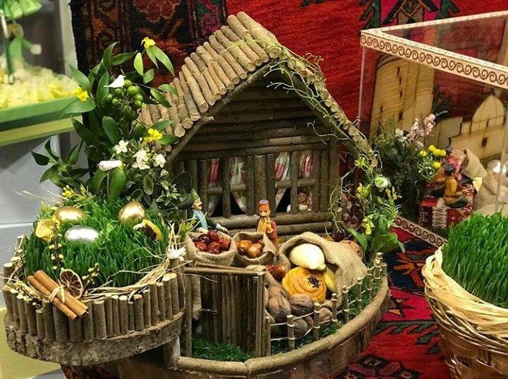 Holiday Decorating Novruz Bayram Novruz Xoncasi Spring Crafts Haft Seen Diy Holiday Decor