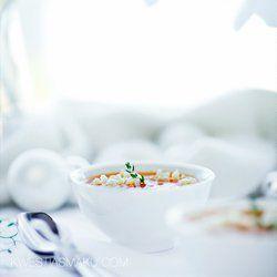 Zupa z marchewki i soczewicy