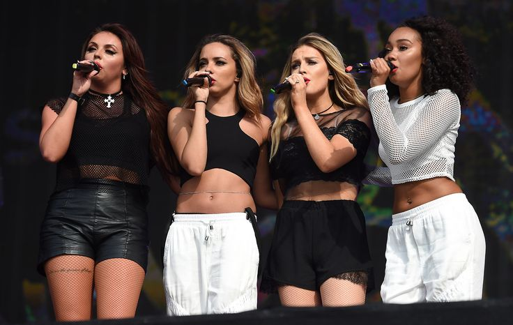 Little Mix at British Summer Time 2014