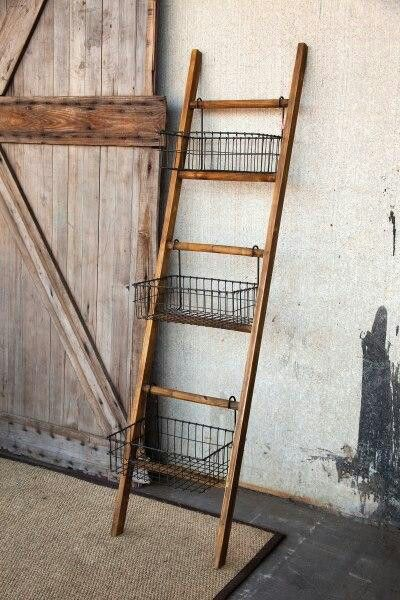 25  best ideas about old ladder on pinterest