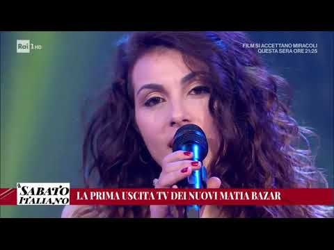 Matia Bazar - Solo Tu + Verso Il Punto Piú Alto - YouTube