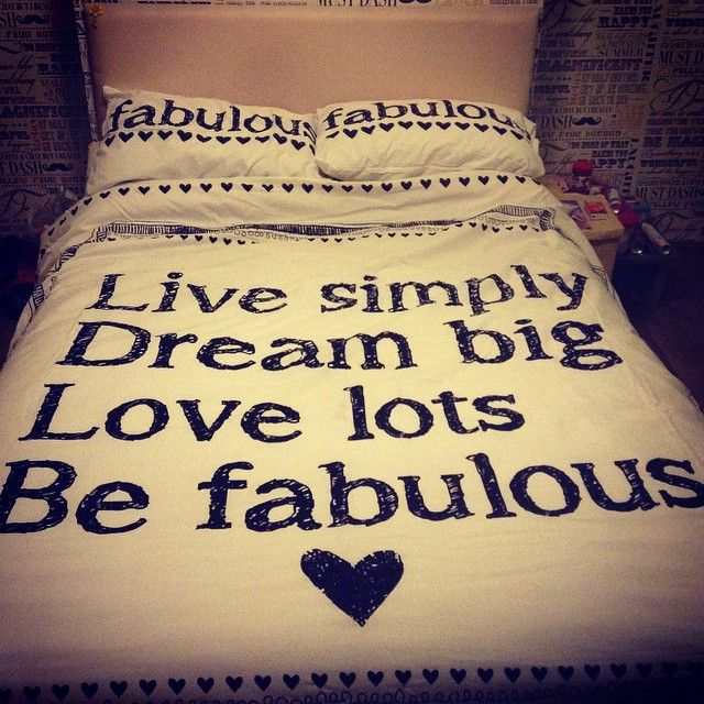 @louisemcp91: Loving my new bed sheets! #fabulous #dream #love #simple #bedsheets #bed #asda #georgehome @asda