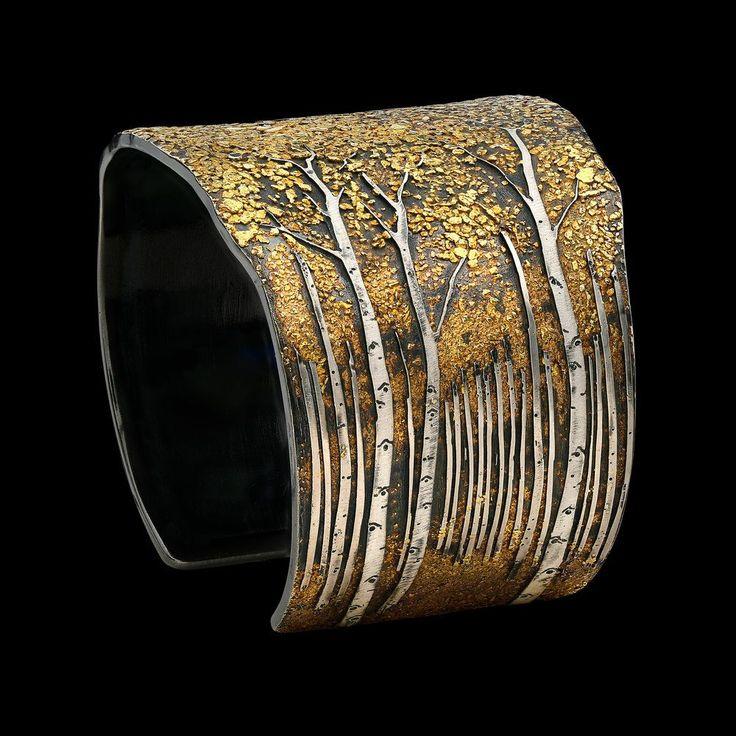 Jewelry | Jewellery | ジュエリー | Bijoux | Gioielli | Joyas | Rings | Bracelets | Necklaces | Earrings | Art | Wolfgang Vaatz, Saul Bell Silver/Argentium® Silver