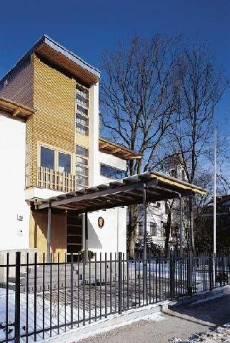 Norwegian Ambassador`s residence in Berlin, Winkler Straße 15A, 14193 Berlin, Germany