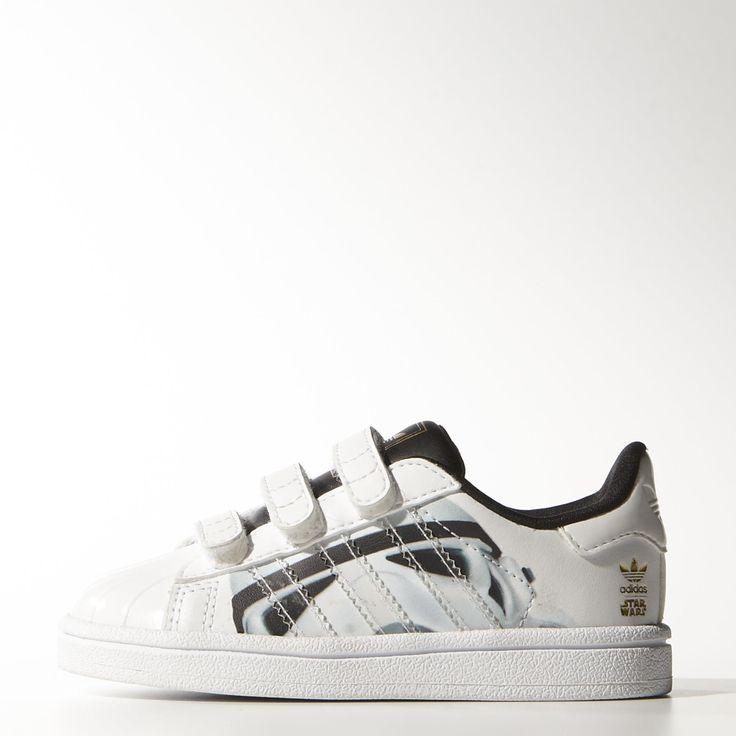 adidas - Superstar Star Wars Stormtrooper Shoes