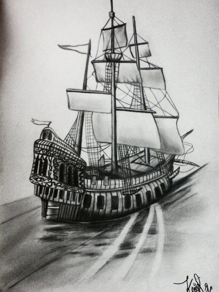 Galleon by W444GH