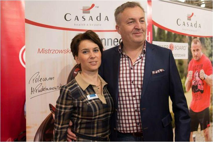 Miny Zarządu Casada Polska  świadczą o tym, że impreza była udana ;-)