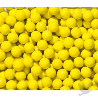 Golden Yellow Sixlets Mini Chocolate Balls