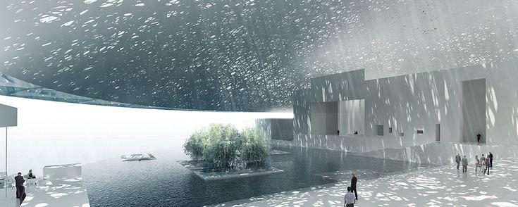 Un musée universel - Louvre Abu Dhabi 2014
