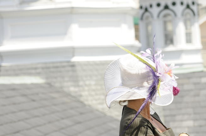Pageantry & Artistry of Fashion at the Kentucky Derby
