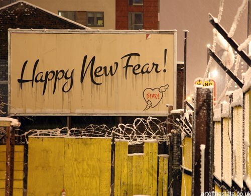 DFace - Happy New Fear