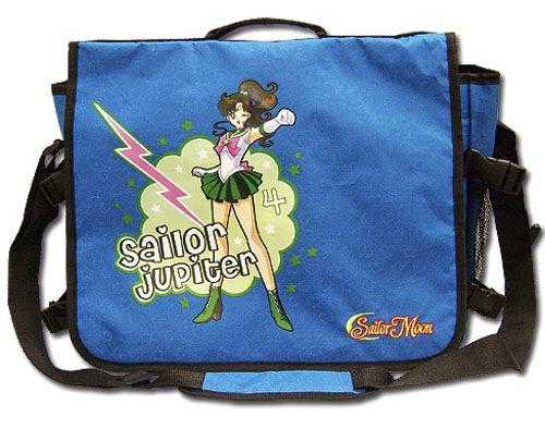 NEW Sailor Jupiter Messenger Bag! --> http://www.moonkitty.net/reviews-buy-sailor-moon-bags-backpacks.php