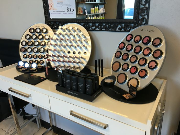 Glo minerals cosmetics  Love your makeup  Makeover time!