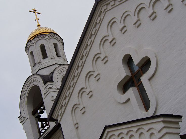 Epiphany Church in Khimki by Andrew Barkhatov on 500px