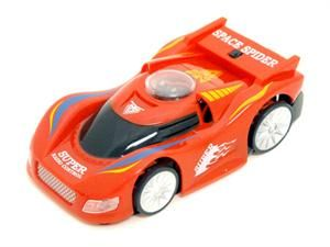 R/C Space Spider Mini Wall Climbing Car: The ultimate in indoor racing! Zero Gravity Space Spider is a full function car that drives on the…