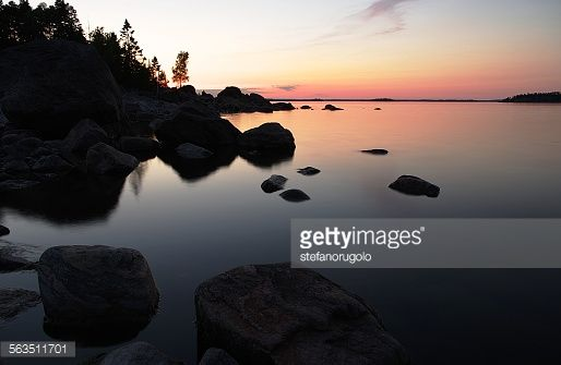 Foto stock : Sunset