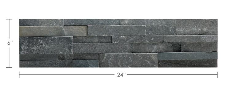 Norstone Stacked Stone Veneer Rock Panel for Retaining Walls, Pools, Feature Walls