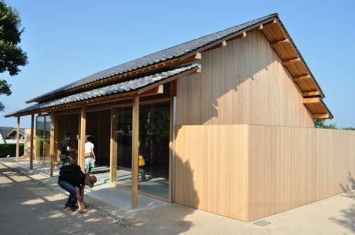 犬島家プロジェクト「F邸」。犬島観光のおすすめ