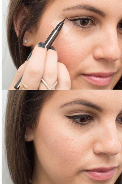 21 Eyeliner Hacks - How To Apply Eyeliner - Seventeen