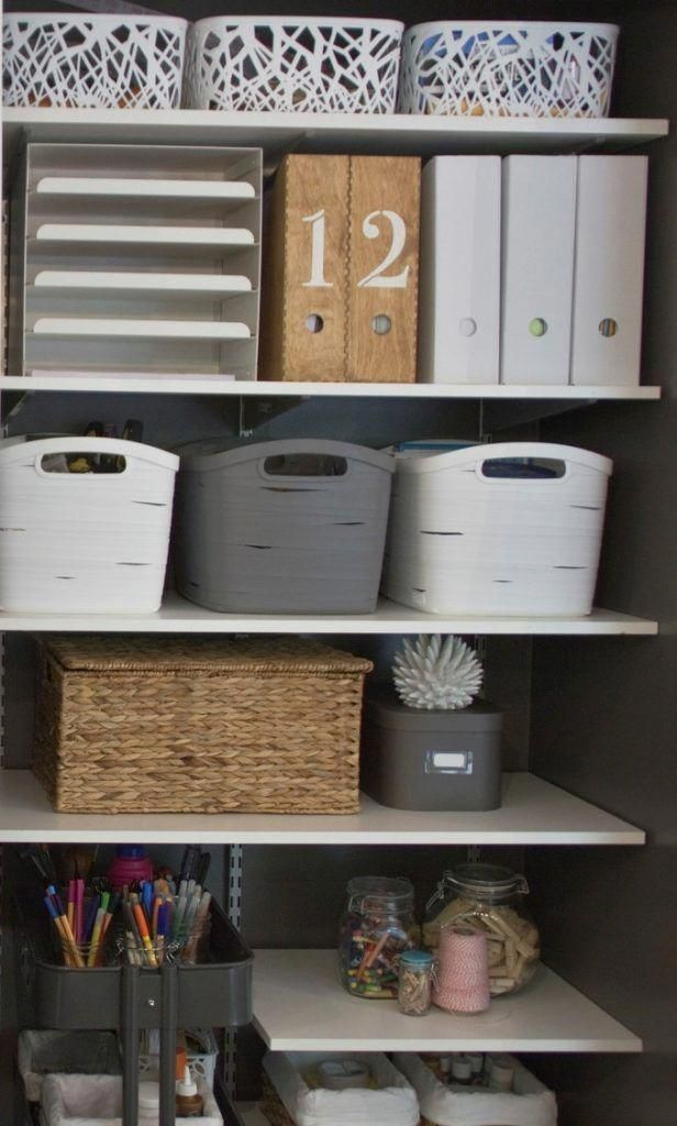 Cute Organization Ideas For Your Home Office Bedroom Desk