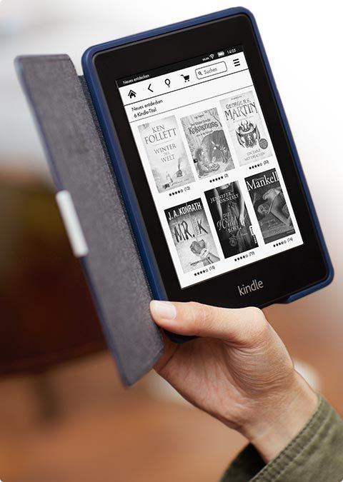 Awesome Kindle Paperwhite in Deutschland vorbestellbar Bildergalerie eBook Fieber