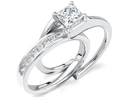 Such A Beautiful Wedding Ring Set