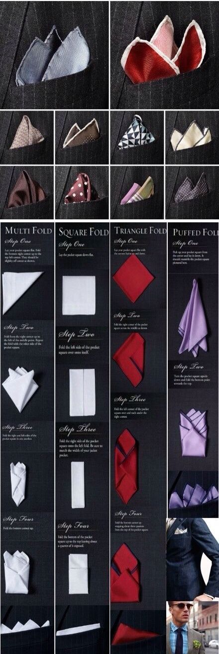 Pocket Handkerchief Info