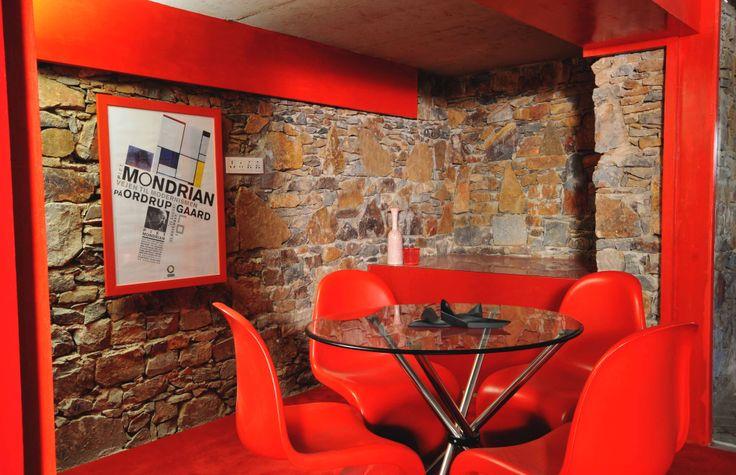 The award winning Head Office of Archohm Studio - Noida.