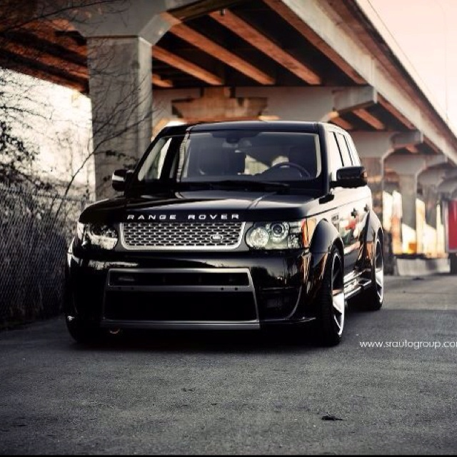 391 Best Images About RANGE ROVER SPORTS On Pinterest