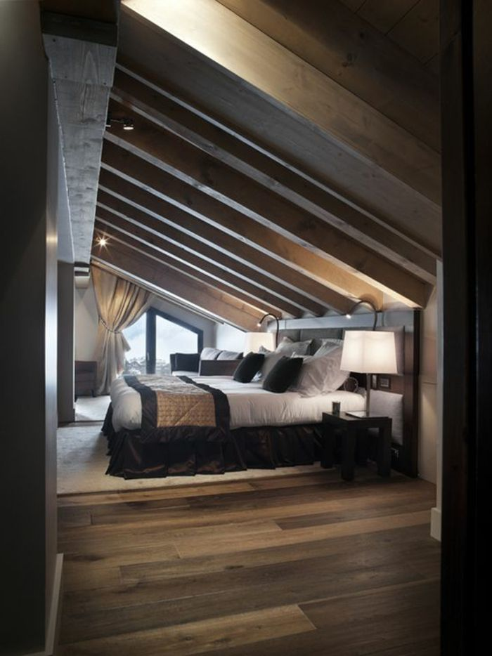 1000 images about chambre coucher on pinterest for Chambre a coucher alinea