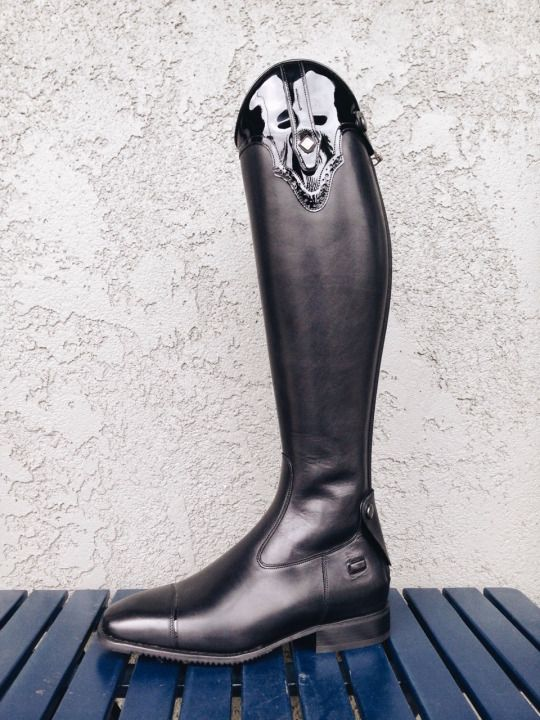 """geegeeequine:  Introducing the DeNiro """"Gee Gee""""boot! Designed by our very own Amanda, these DeNiro boots are incredibly comfortable, functional, and stylish! Come into the store or check them out on the website, along with our other products! www.geegeeequine.com"""