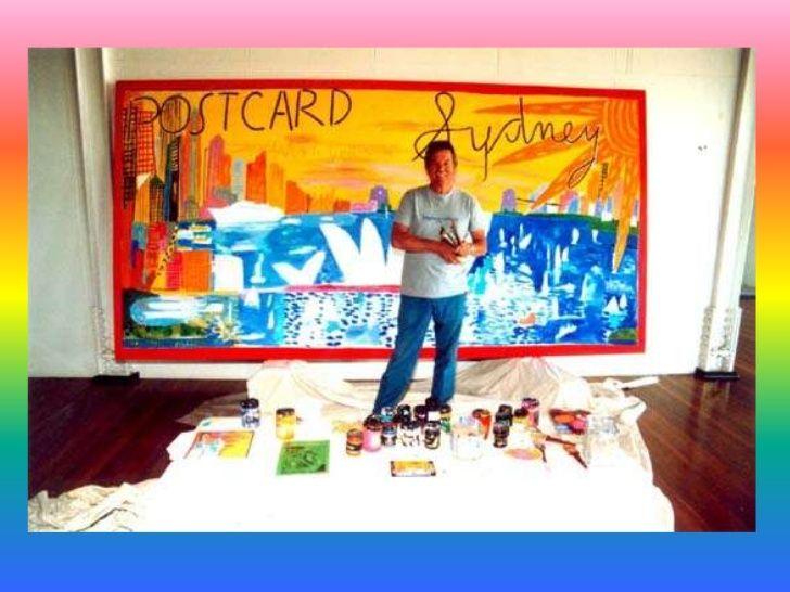 Ken done – australian artist