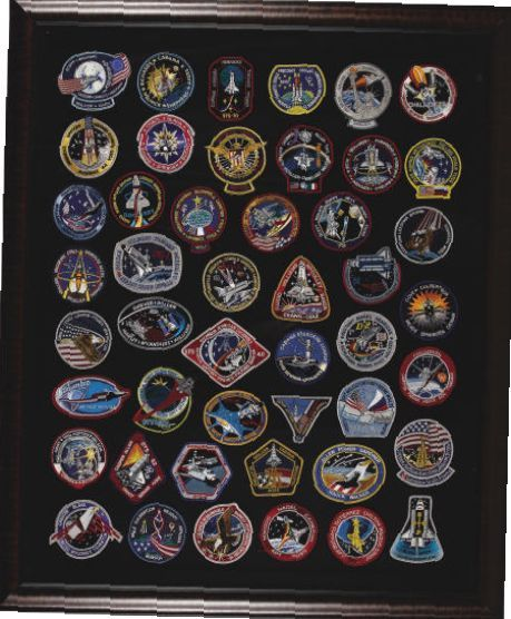 space shuttle mission badges - photo #32