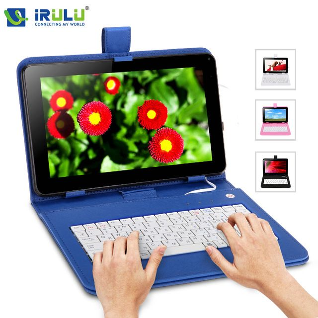 "iRULU X1 9"" Tablet PC Quad Core Android 4.4 Tablet 8GB WIFI Dual CAM External 3G Download Google Play APP With Russian Keyboard Price on the app: US $56.24 US $57.19 /piece Specifics Item Type	Tablet PC Tablet Data Capacity	8GB Network Communiction	Wifi,External 3G Screen Size	9 inch Extend Port	DC Jack,Earphone Jack,Mini USB,TF card,USB Brand Name	Irulu Package	Yes Net Weight	0.6 KG Click link to buy other product http://goo.gl/K0keet"