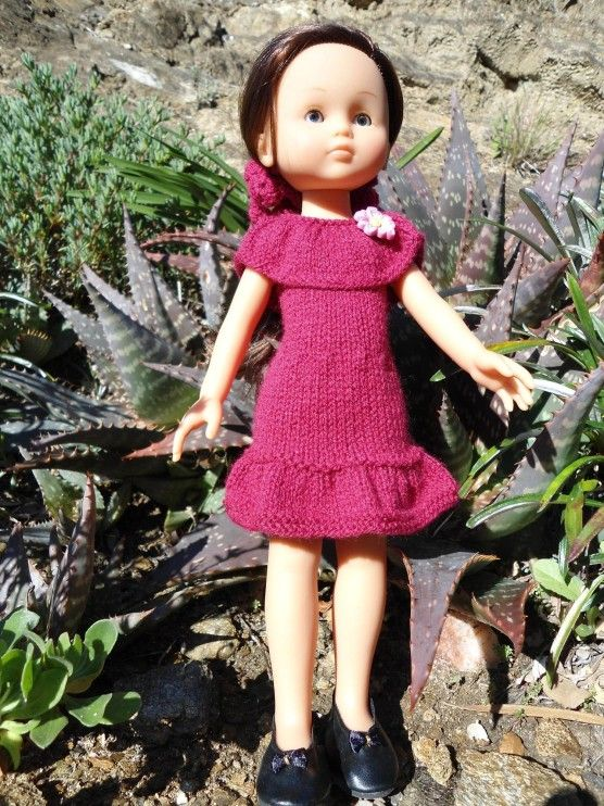 1000+ images about Corolle les cheries on Pinterest Doll dresses, Tuto tric...