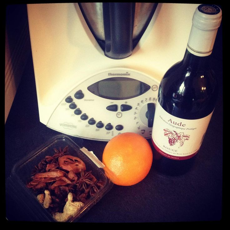 Recette Vin chaud alsacien de Noël par Be_mom - recette de la catégorie Boissons