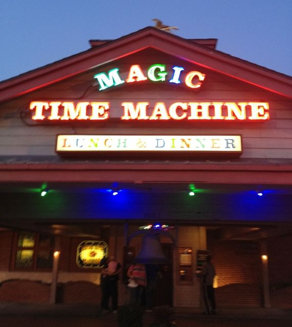 magic time machine dallas tx